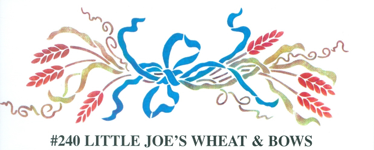 BEV00240 Little Joe's Wheat and Bows